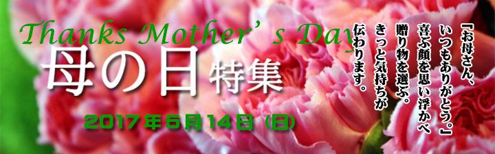 母の日特集2017年/酒の瀧澤